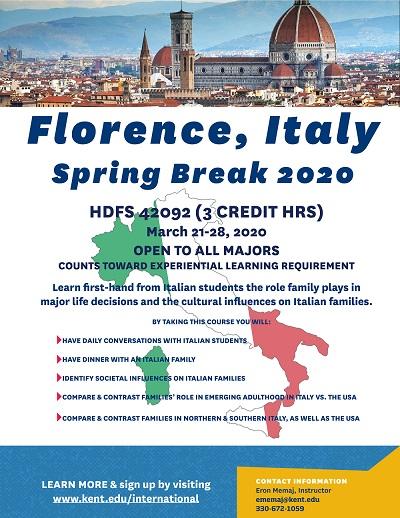 Florence 2020