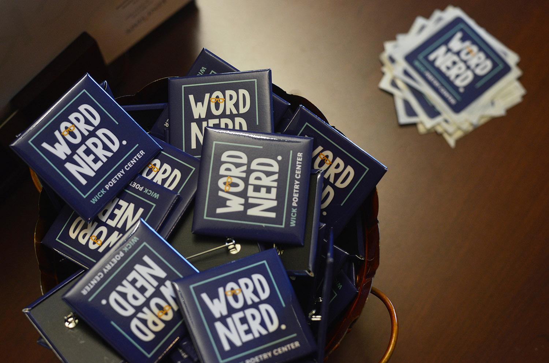 Word Nerd buttons