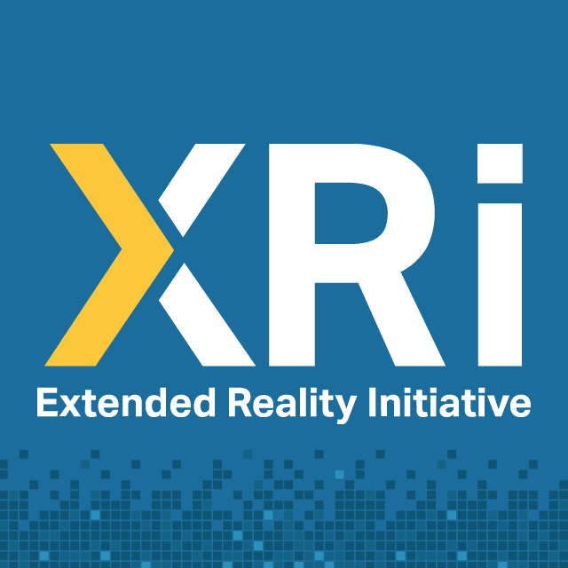 Extended Reality Initiative logo