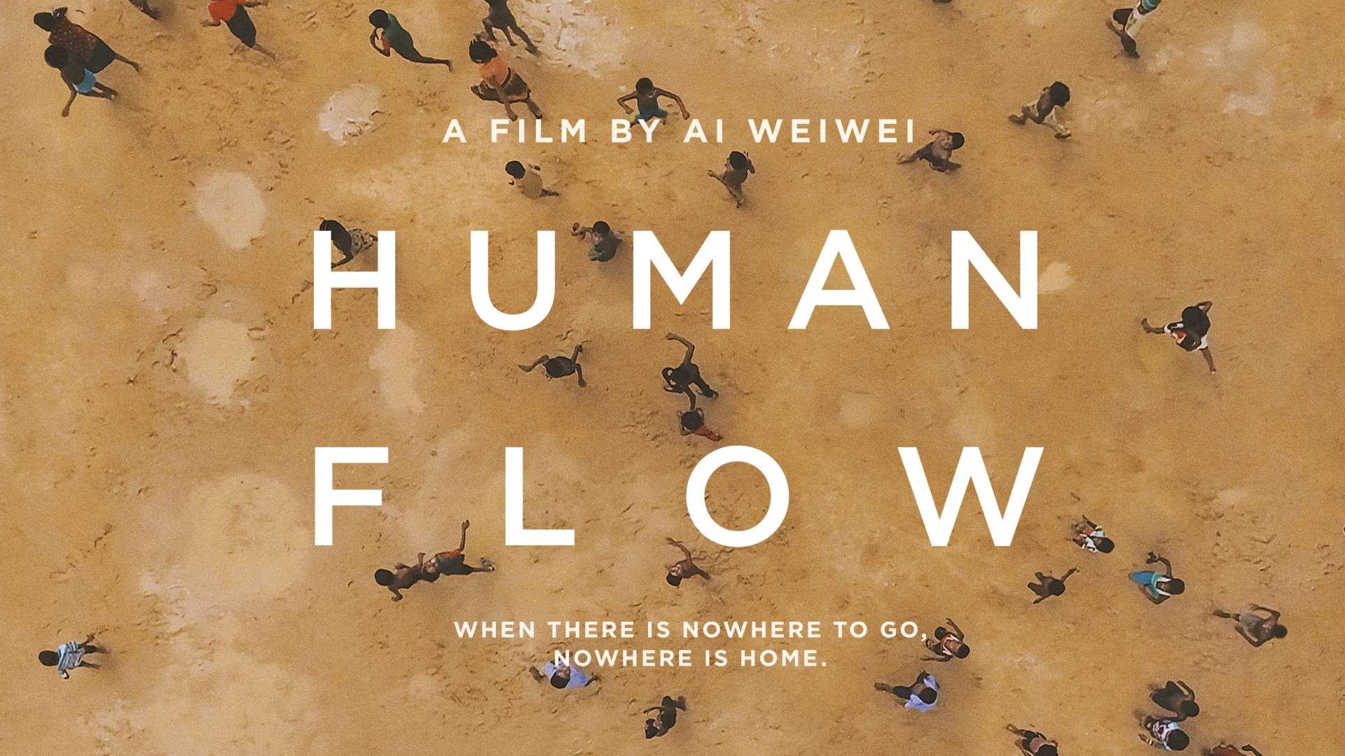 Human Flow, Al Weiwei