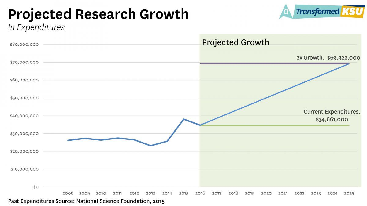 Project Research Growth