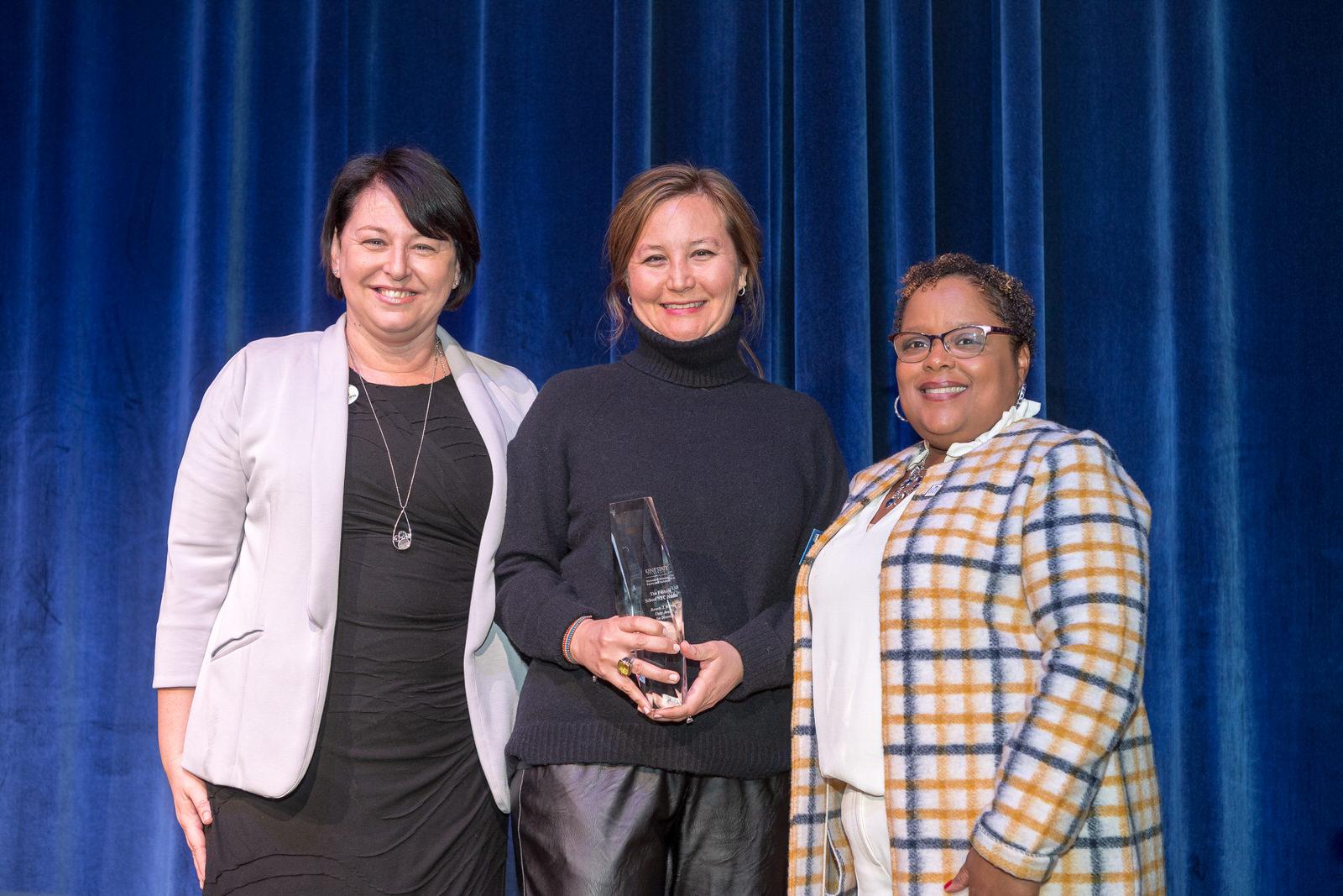 2020 Unity Award Recipient, KSU Fashion School NYC Studio