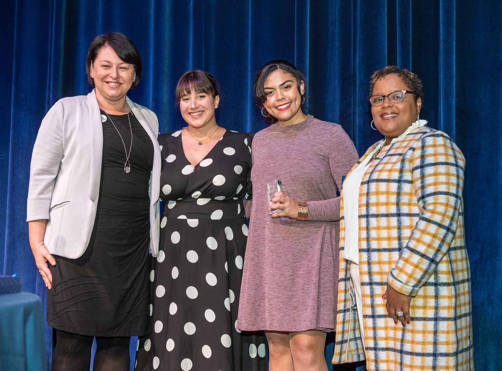 2020 Rozell Duncan Student Diversity Award Recipient ,Latinx in Theatre