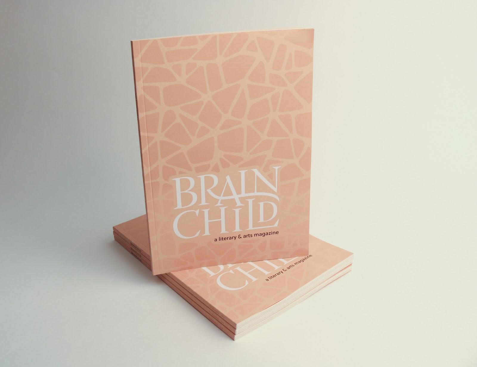 Brainchild Magazine, a Kent State student-run literary and arts magazine, received a Gold ADDY for magazine design.