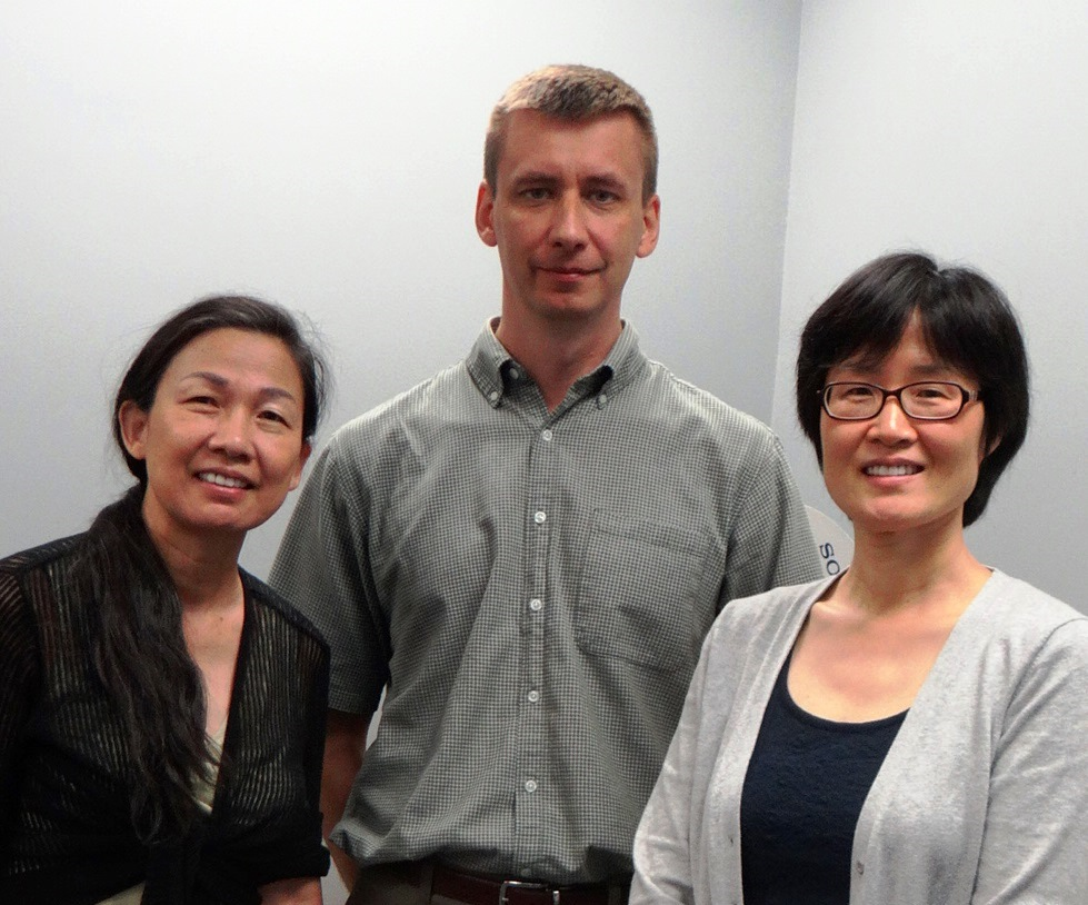 Drs. Zeng, Polyakov and Zhang