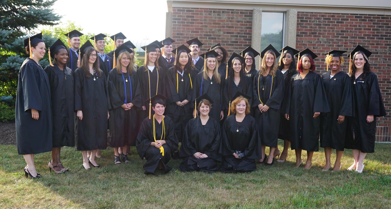Geauga Campus and Regional Academic Center Students Graduate