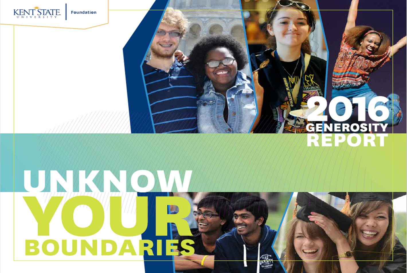 2016 Generosity Report Cover