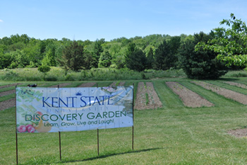 Discovery Garden is sprouting roots on the Salem campus