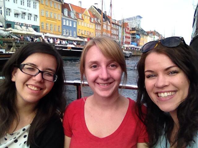 SLIS Students in Denmark