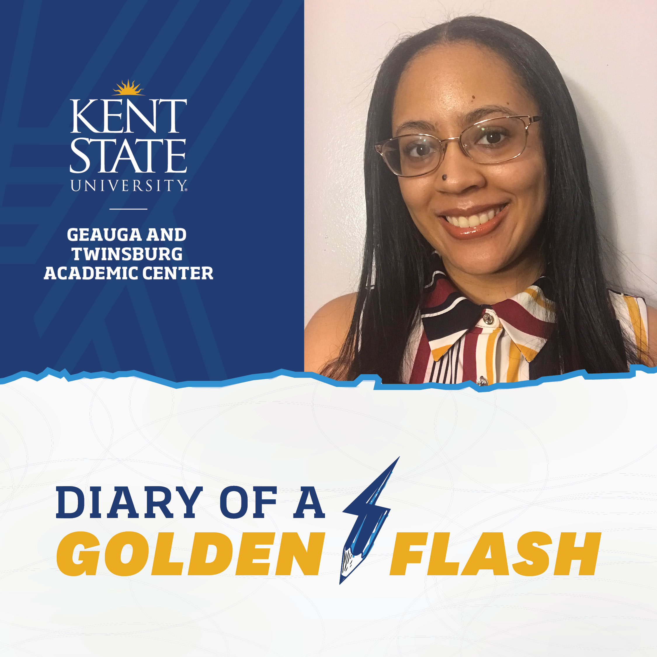 Diary of a Golden Flash - Meet Makiyah Harris