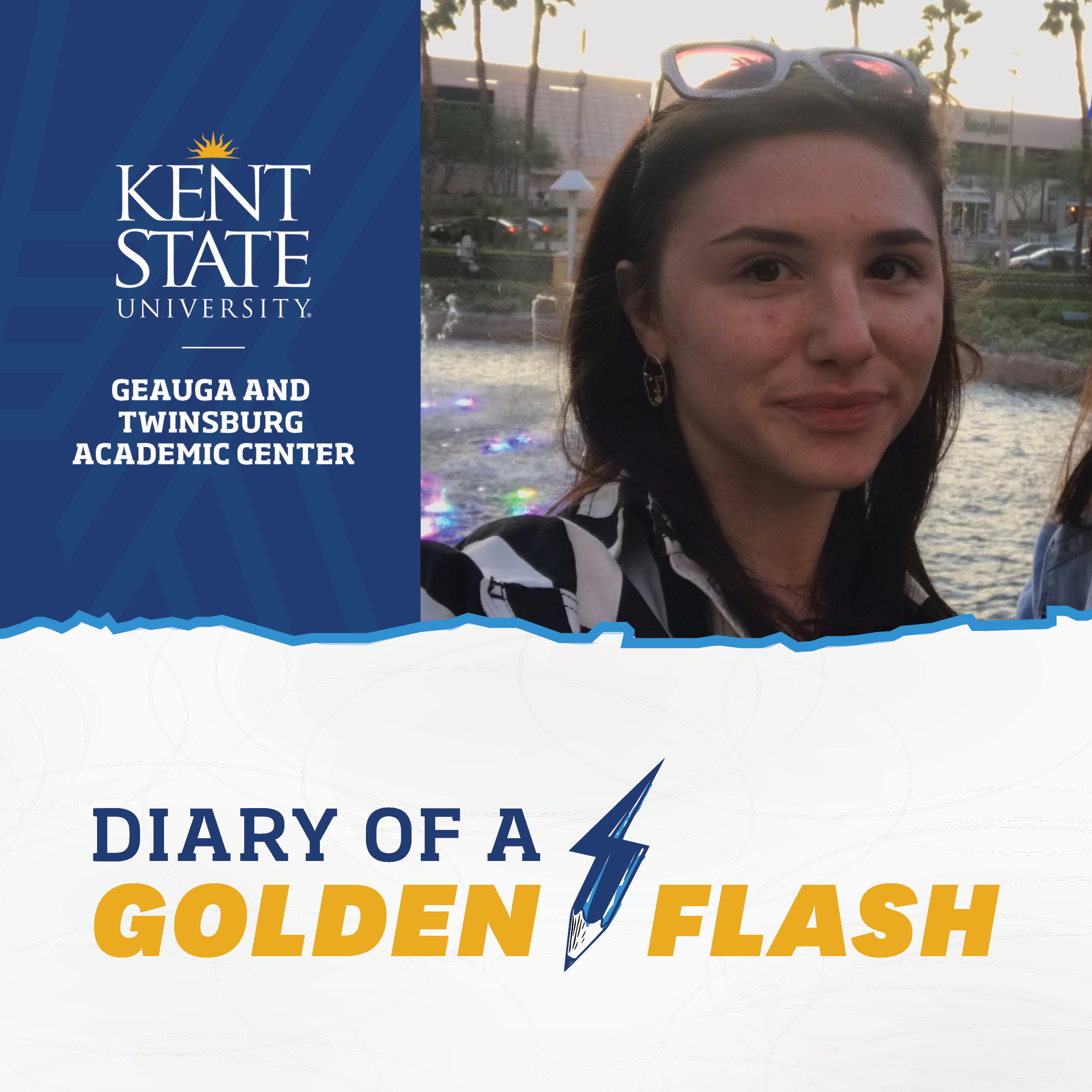 Samantha Toth Diary of a Golden Flash