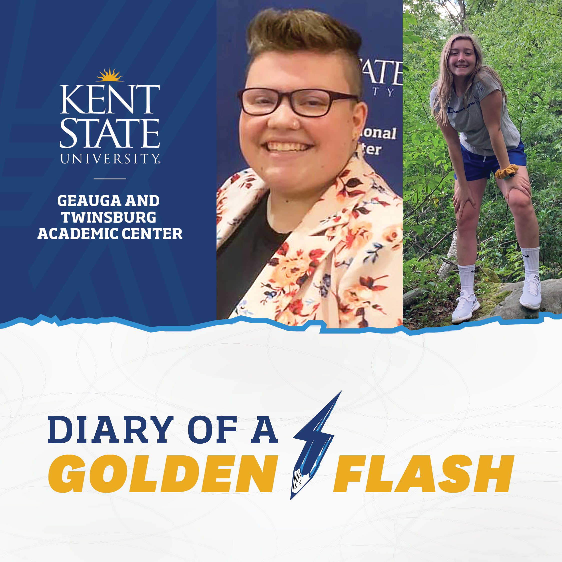Diary of a Golden Flash featuring Anna Brent