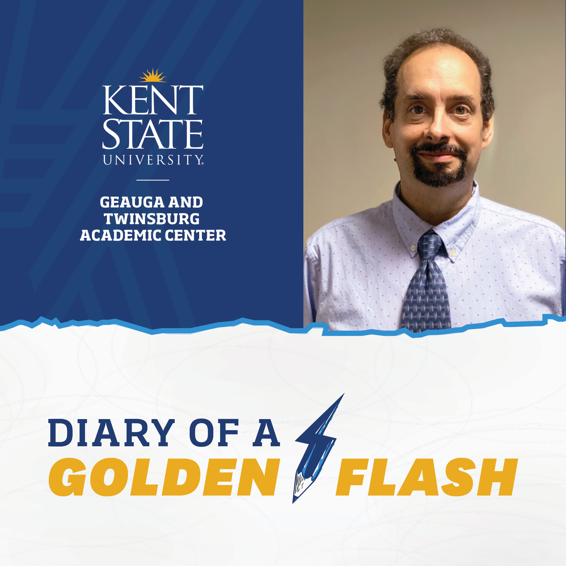 Diary of a Golden Flash Jeremi Weidner