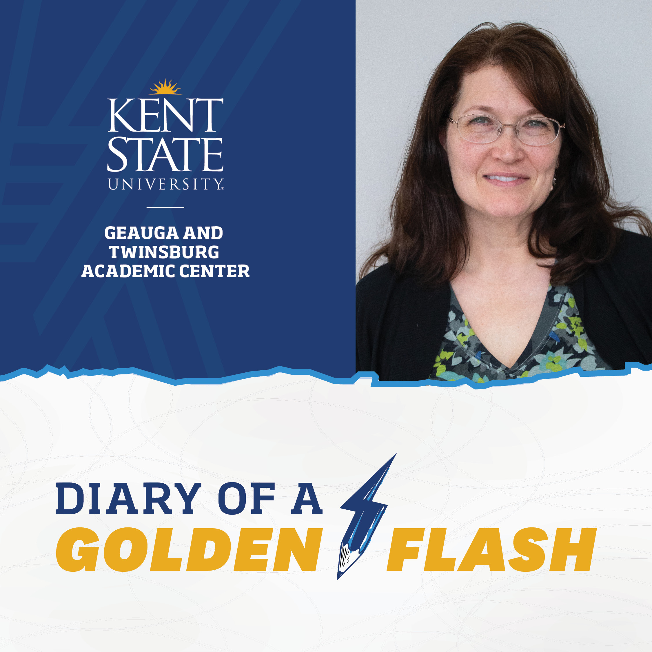 Diary of a Golden Flash Dr. Julie Evey