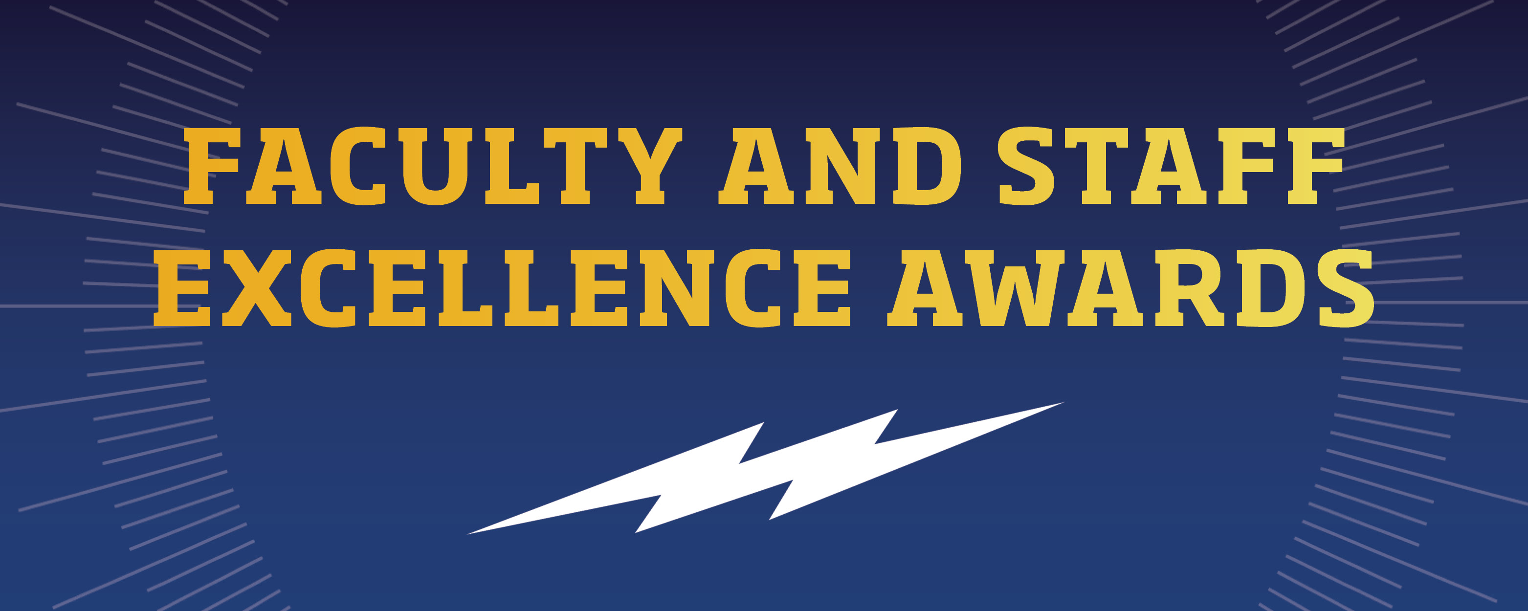 Faculty and Staff Excellence Awards
