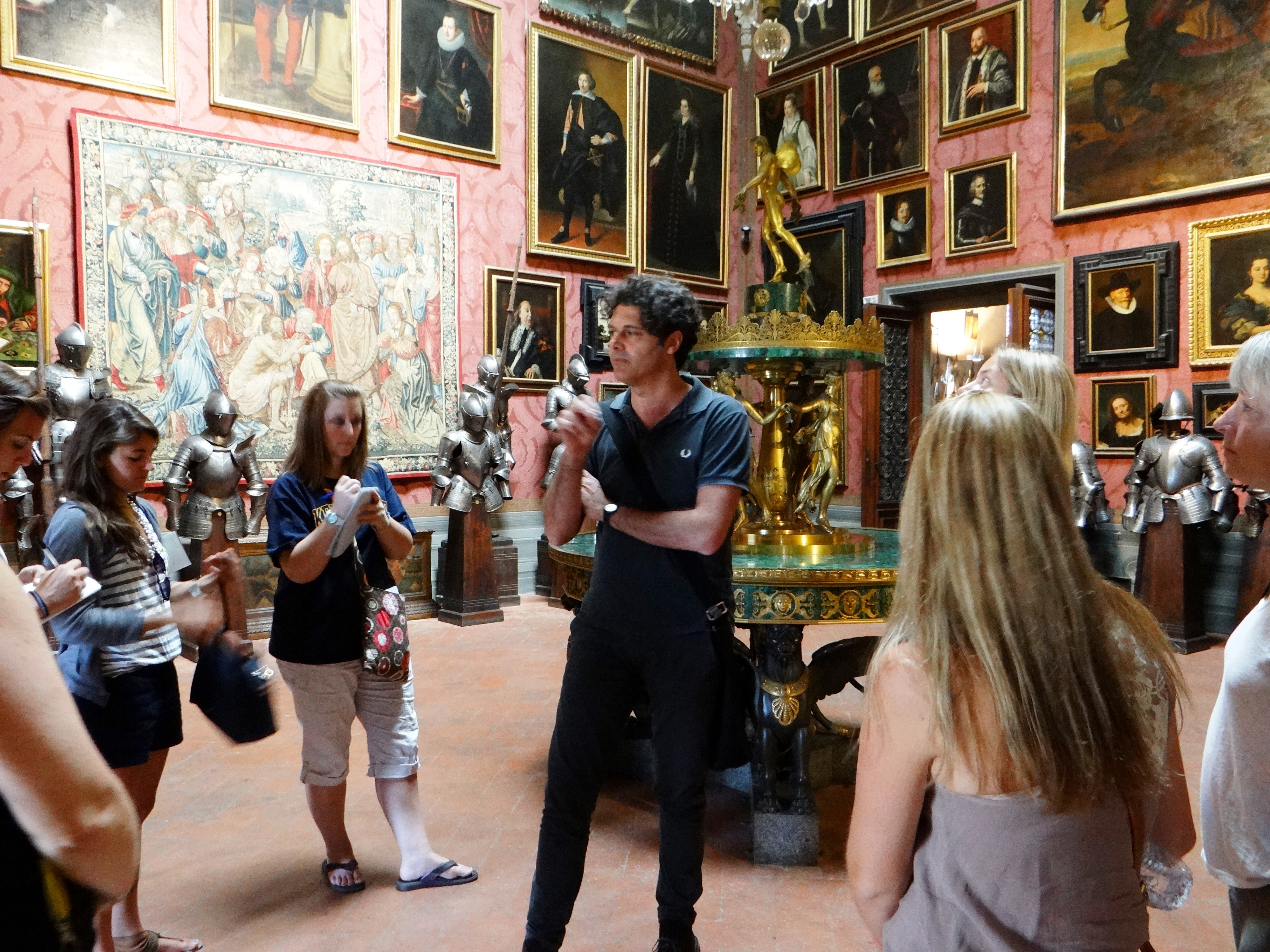 Museum Origins Class in Florence, Italy
