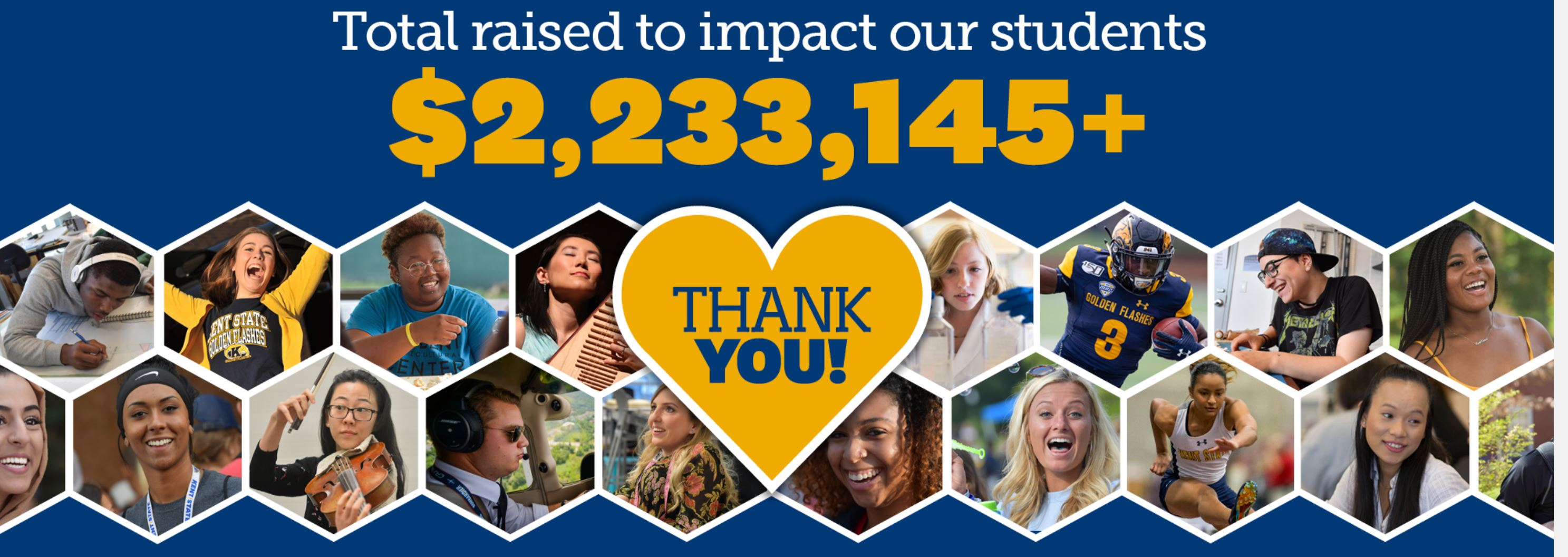Giving Tuesday Thank You!