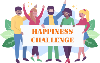 Happiness Challenge image