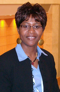 Lillian Kavishe