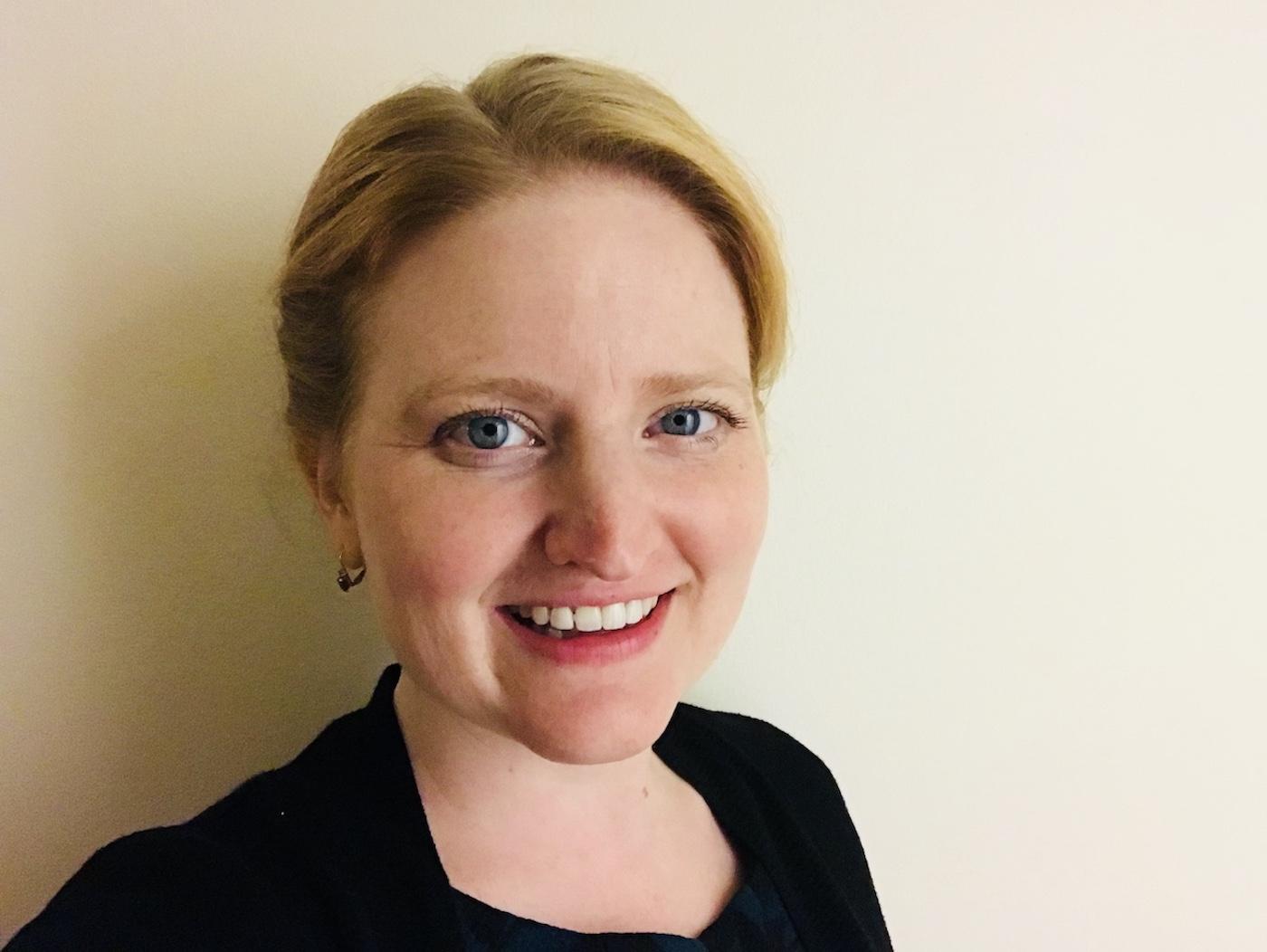 GSO Teaching Fellow: Megan Odell-Scott