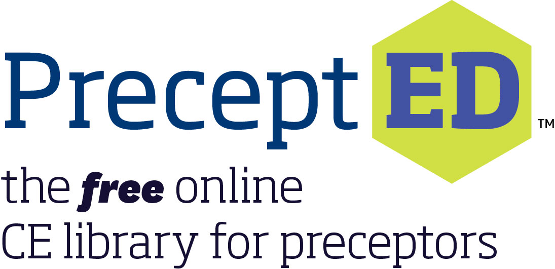 PreceptED™, a program developed exclusively for Kent State nurse preceptors, includes an online CE activities library which provides preceptors up to 12 free continuing education credits (CEs) each year.