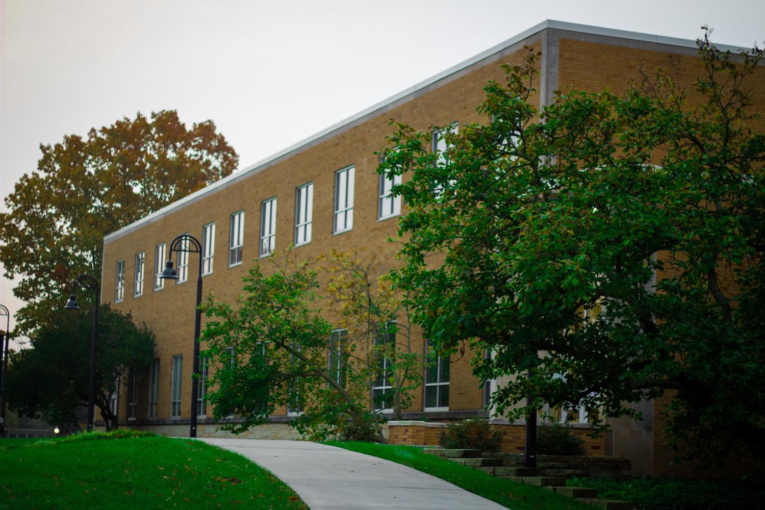 Kent State Glauser School of Music Building