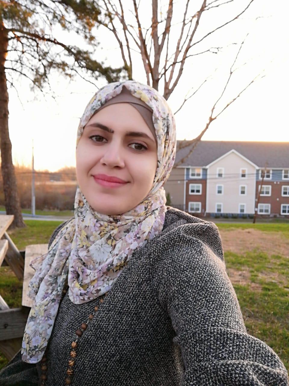 Shatha Alhawamdeh GSO teaching fellow