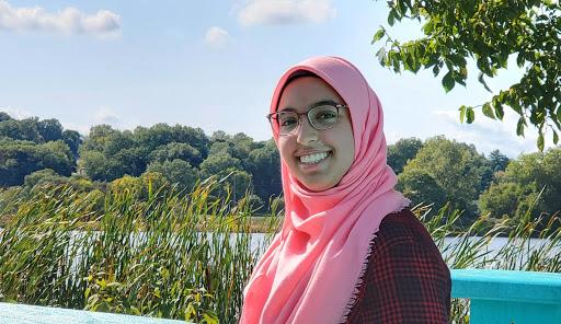 Student Spotlight: Toqa Hassan