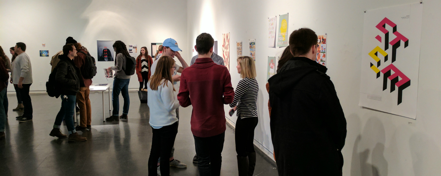 2017 VCD Honors Exhibition