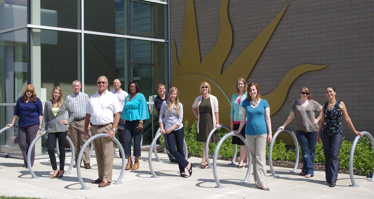 Geauga Campus and Regional Academic Centers Advising Team