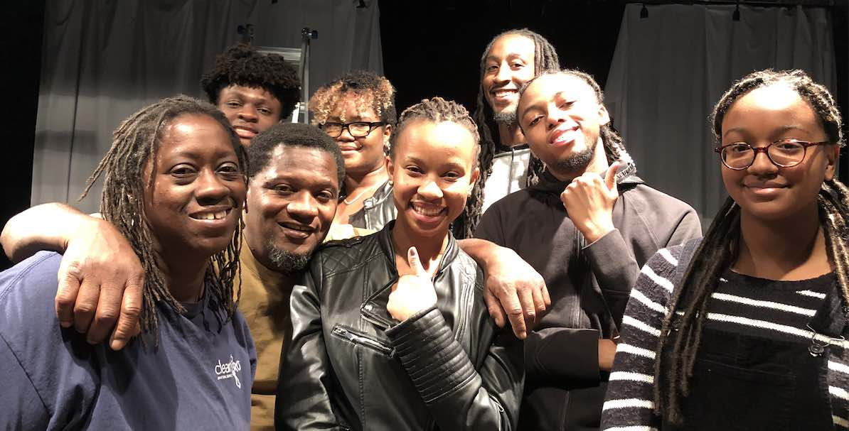 Fall 2018 Pan-African Theatre Ensemble