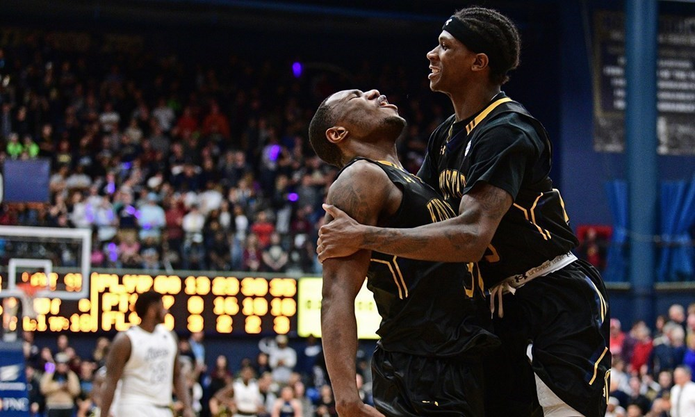 Kent State Men's Basketball Hands Akron its First Home Loss