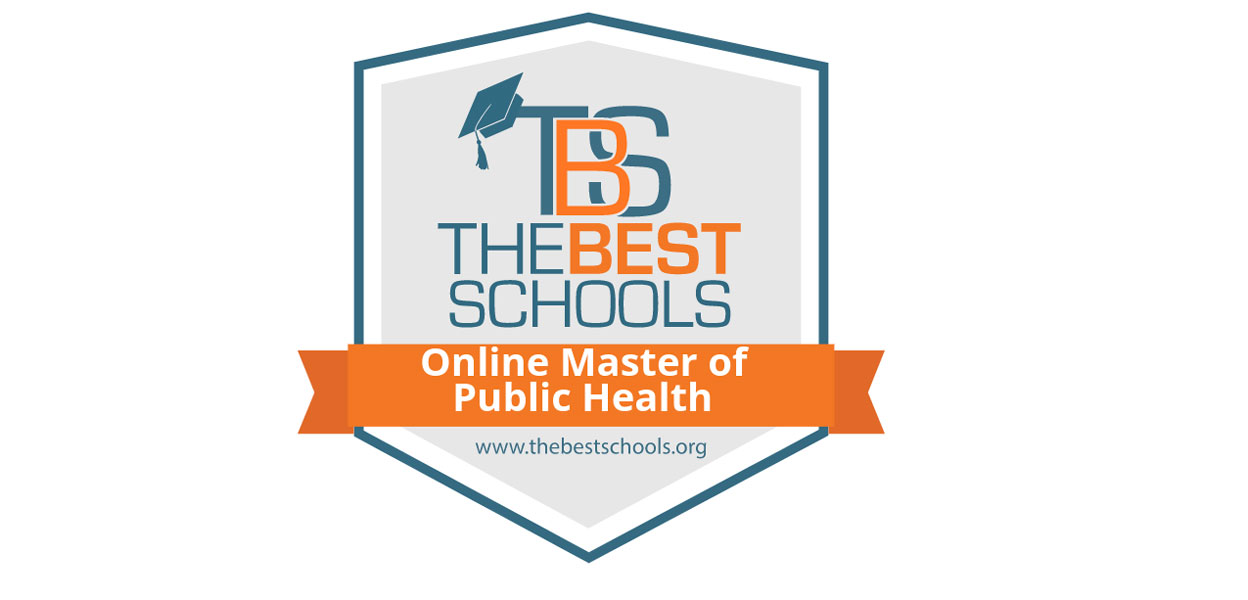 The Best Schools has ranked Kent State University 22 among colleges and universities around the country for its online Master of Public Health degree.