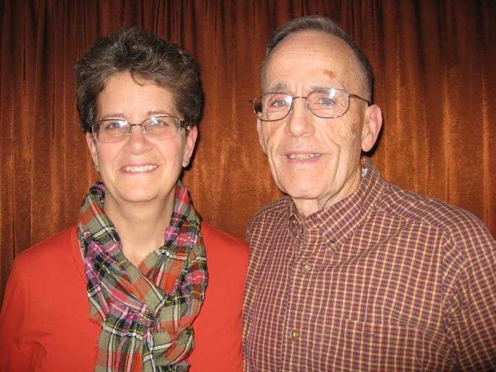 Charles and Joanne Compton