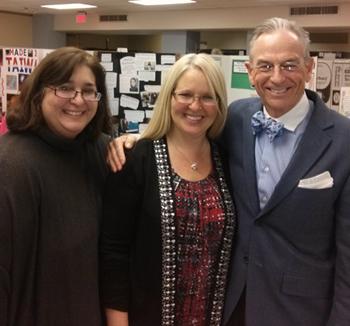 Dr Rose, Connie Suliot, Dean Nameth