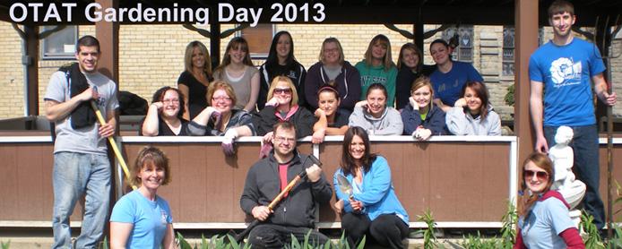 OTAT Gardening Day 2013