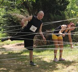 A tangled web at Flash Dash