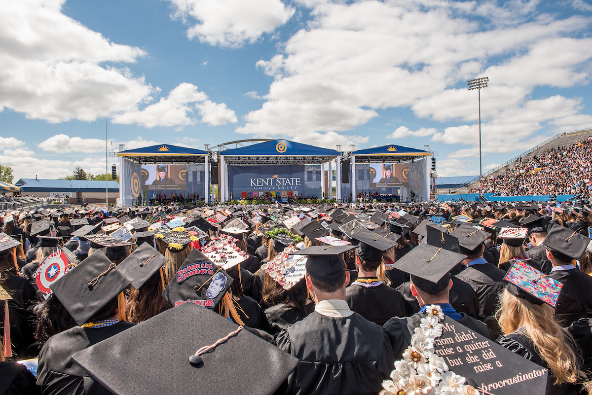 Spring Commencement 2021: Social Media Assistant expresses excitement