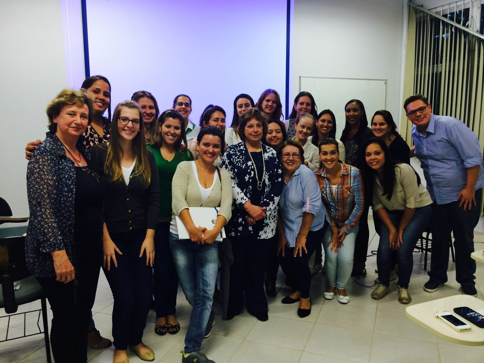 Dr. Mary Anthony's trip to Brazil