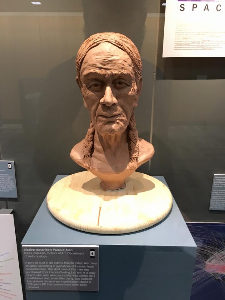 Native American Pueblo Man