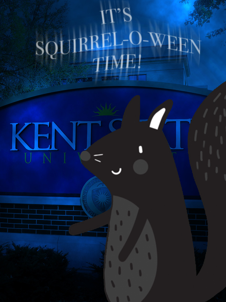 Squirrel-O-Ween