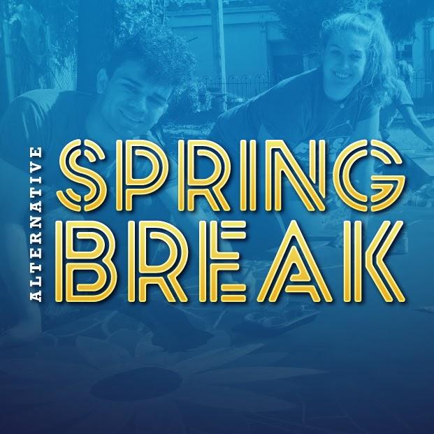 Alternative Spring Break Logo