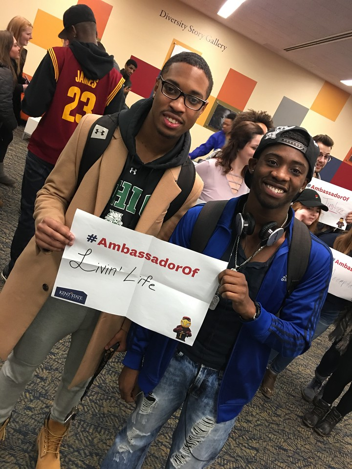 Students at the 2018 Discrimination Station Event