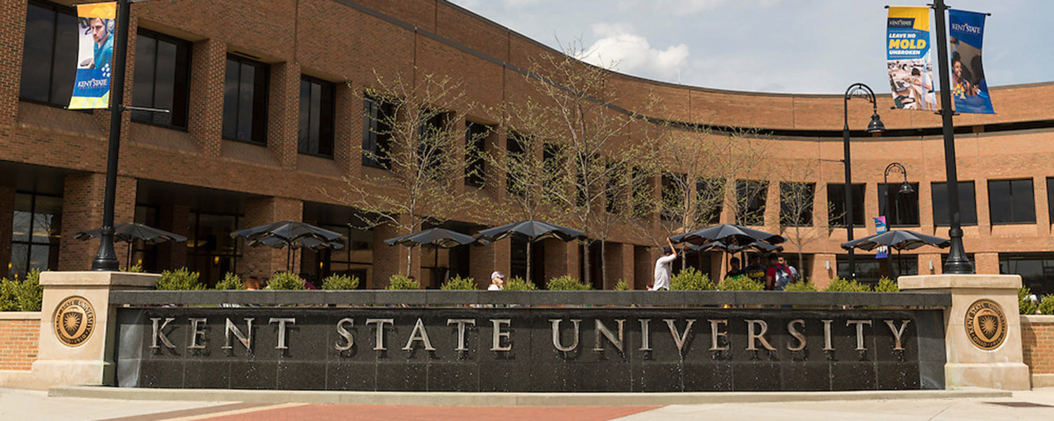 "Kent State University is the only Ohio institution, public or private, to receive the prestigious ""Great College to Work For"" designation for four consecutive years."