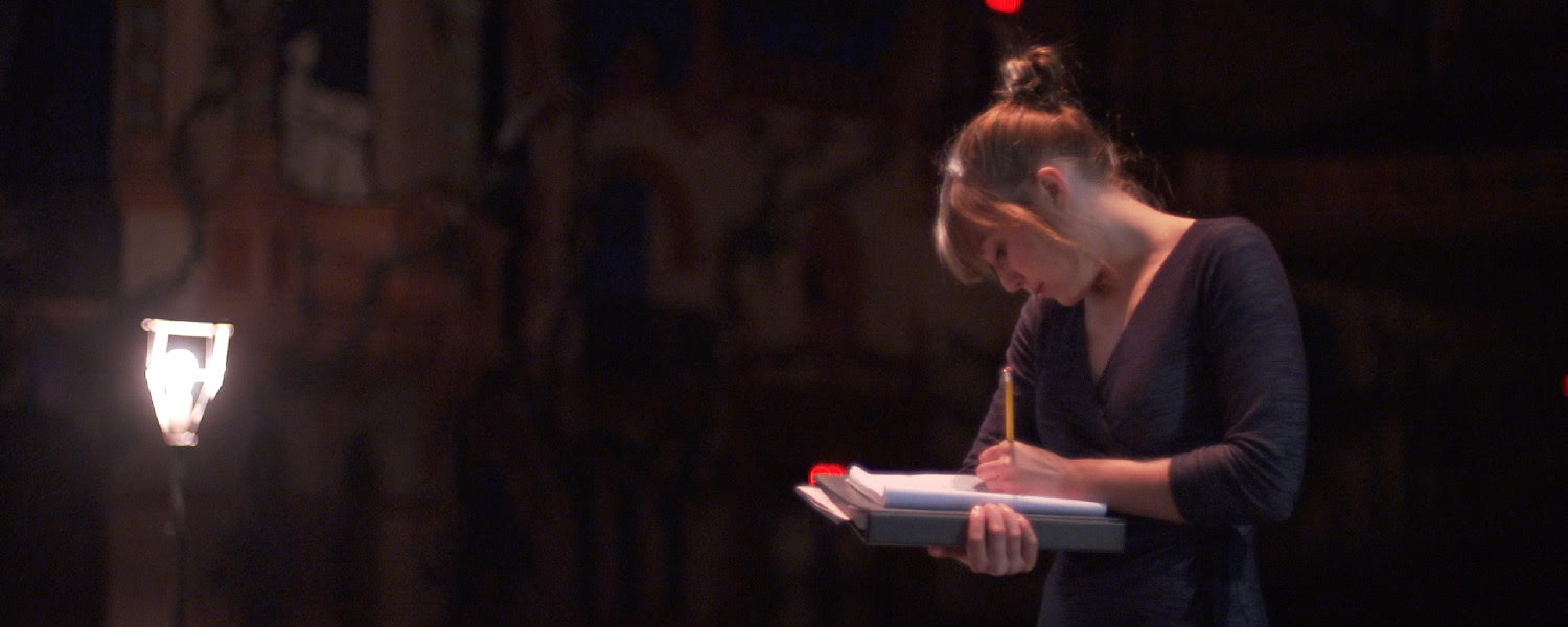 Kent State University student Emelia Sherin directs a play that places the opioid crisis on the forefront.