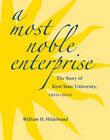 A Most Noble Enterprise book cover