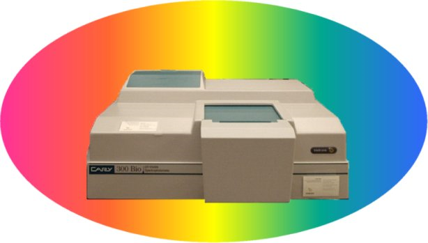 Cary 300 Series II Spectrophotometer