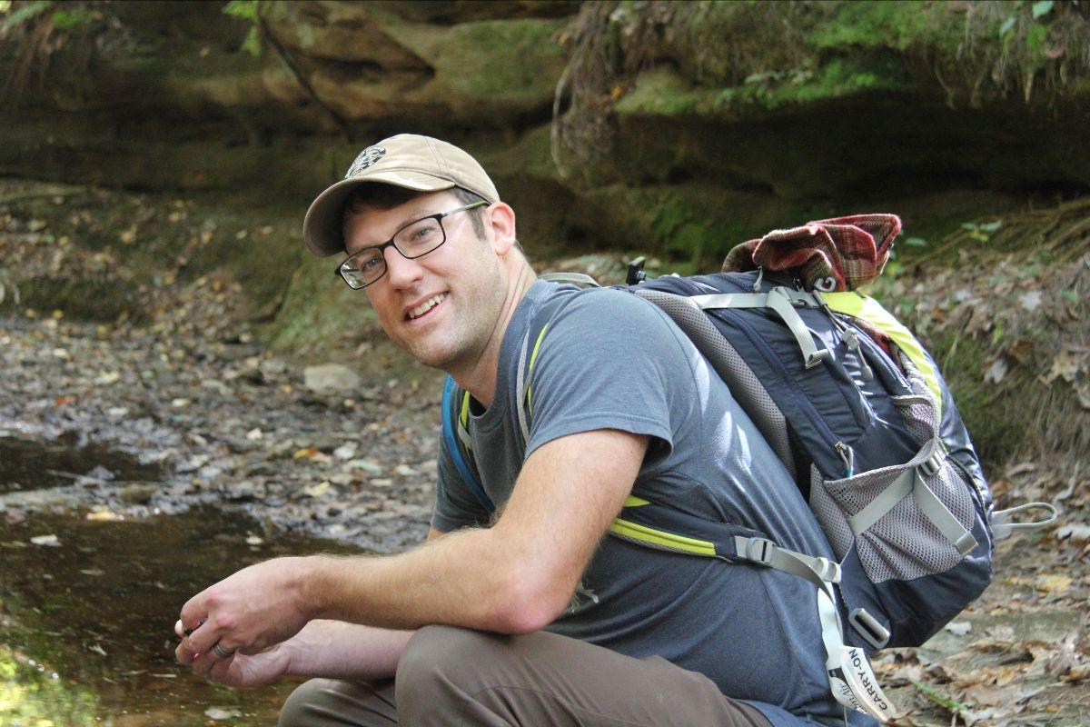 David Costello P.h.D., Associate Professor in the Department of Biological Sciences