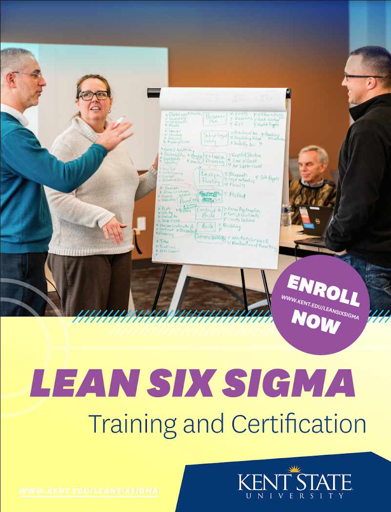 Lean Six Sigma Brochure Spring 2020
