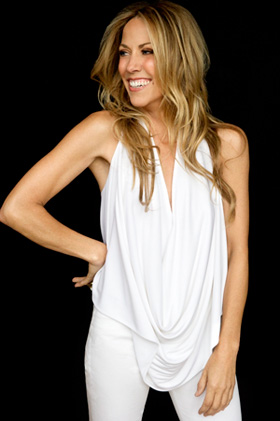Pictured is Sheryl Crow, who will perform at Kent State's Centennial Campaign concert on Sept. 8.